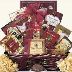 Gourmet Traditions Gourmet Gift Basket
