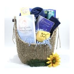 Mens Chemotherapy Comfort Basket