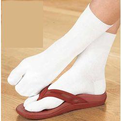 ToeHugs Flip Flop Socks