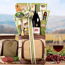 Hole in One with Cabernet Gift Basket