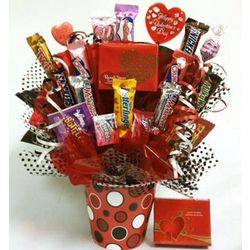 Sweet 4 U Candy Bouquet