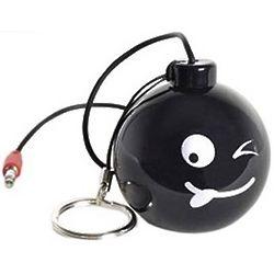 Winking Mini Bomb Portable Speaker