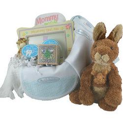 Mom & Baby Comfort Gift Basket