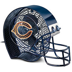 Chicago Bears Electric Helmet Fan