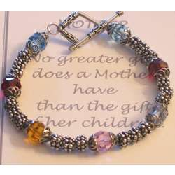 Messages of Love Mother's Bracelet