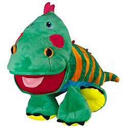 Personalized Igby the Iguana Stuffie