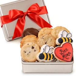 Bee Mine Cookie Tin