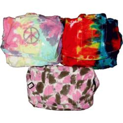 Tie Dye Duffel Bag