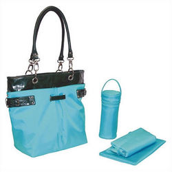 Ultimate Tote Diaper Bag in Blue