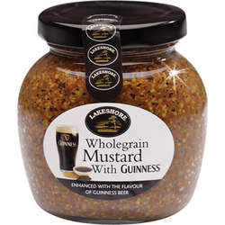Lakeshore Guinness Mustard