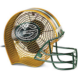 Green Bay Packers Electric Helmet Fan