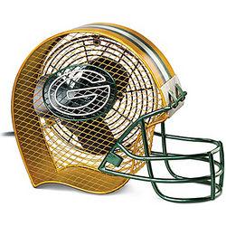 Green Bay Packers Electric Helmet Fan