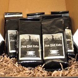 New York Coffee Home For The Holidays Flavored Ground Coffee Gift