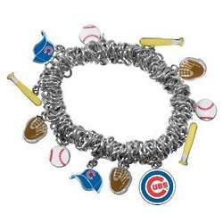 Chicago Cubs Stretch Bracelet