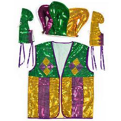 Jester Costume Set