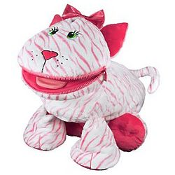 Personalized Whisper the Cat Stuffie