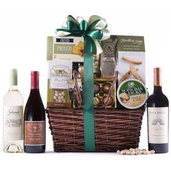 California Wine Tour Ultimate Gift Basket