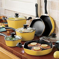 Hexagonal Cookware Set