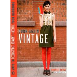 Born-Again Vintage Wardrobe Book