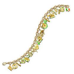 Ultimate Irish Charm Bracelet