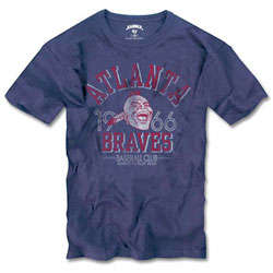 Atlanta Braves Vintage Scrum T-Shirt