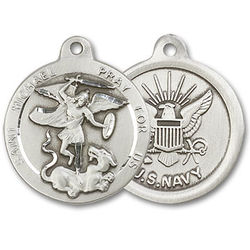 St. Michael US Navy Medal