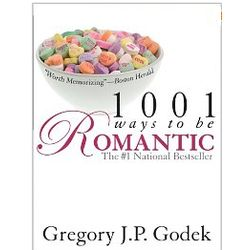 1001 Ways to Be Romantic Book