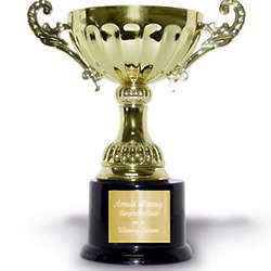 Personalized Cup Trophy