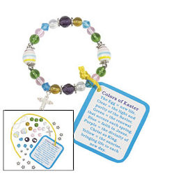 Colors of Easter Bracelet Making Kit