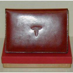 Medical Prescription Leather Pad Cover
