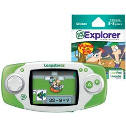 LeapsterGS Explorer Learning Gift Set