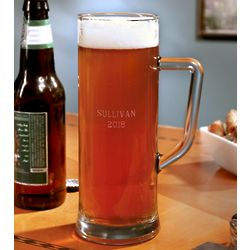 Have a Cold One Personalized Beer Mug