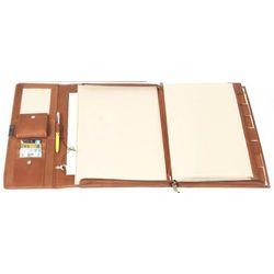 Vaquetta Napa Leather Executive Portfolio