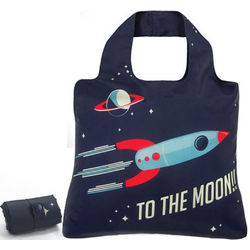 To the Moon Reusable Bag