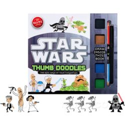 Star Wars Thumb Doodles Art Kit