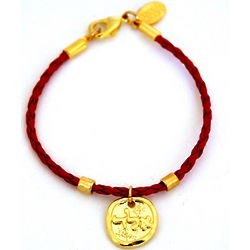 Kabbalah Evil Eye Protection Bracelet