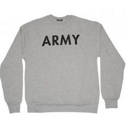 US Army Training Sweatshirt