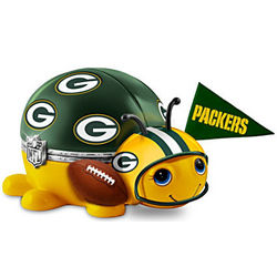 NFL Green Bay Packers Number One Fan Music Box