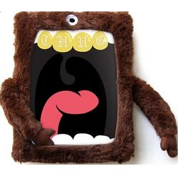 Brown Cyclops iPad Case