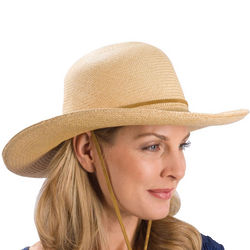 Lady's Packable Panama Hat