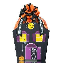 Scary House Candy Gift Box