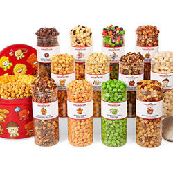 Popcorn Pals Fresh Flavors Club 6 Month Plan