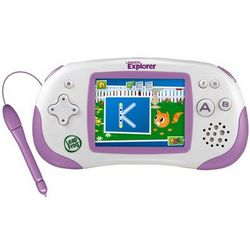 Pink Leapster Explorer Learning Experience