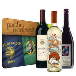 Pacific Northwest Vineyard Trio