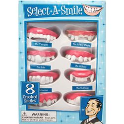 Select-A-Smile Fake Teeth