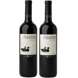 Paraduxx C & Z Red Blend Duo