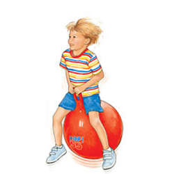 Red Hop Ball