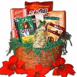 Medium Christmas Gift Basket