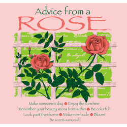 Advice from A Rose T-Shirt