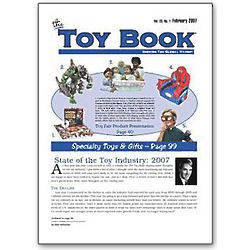 The Toy Book Magazine Subscription